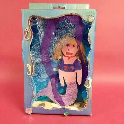 Mermaid Cave Kit