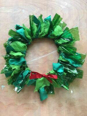 Rag Wreath Class Pack