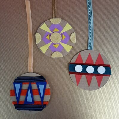 Card Bauble Class Pack