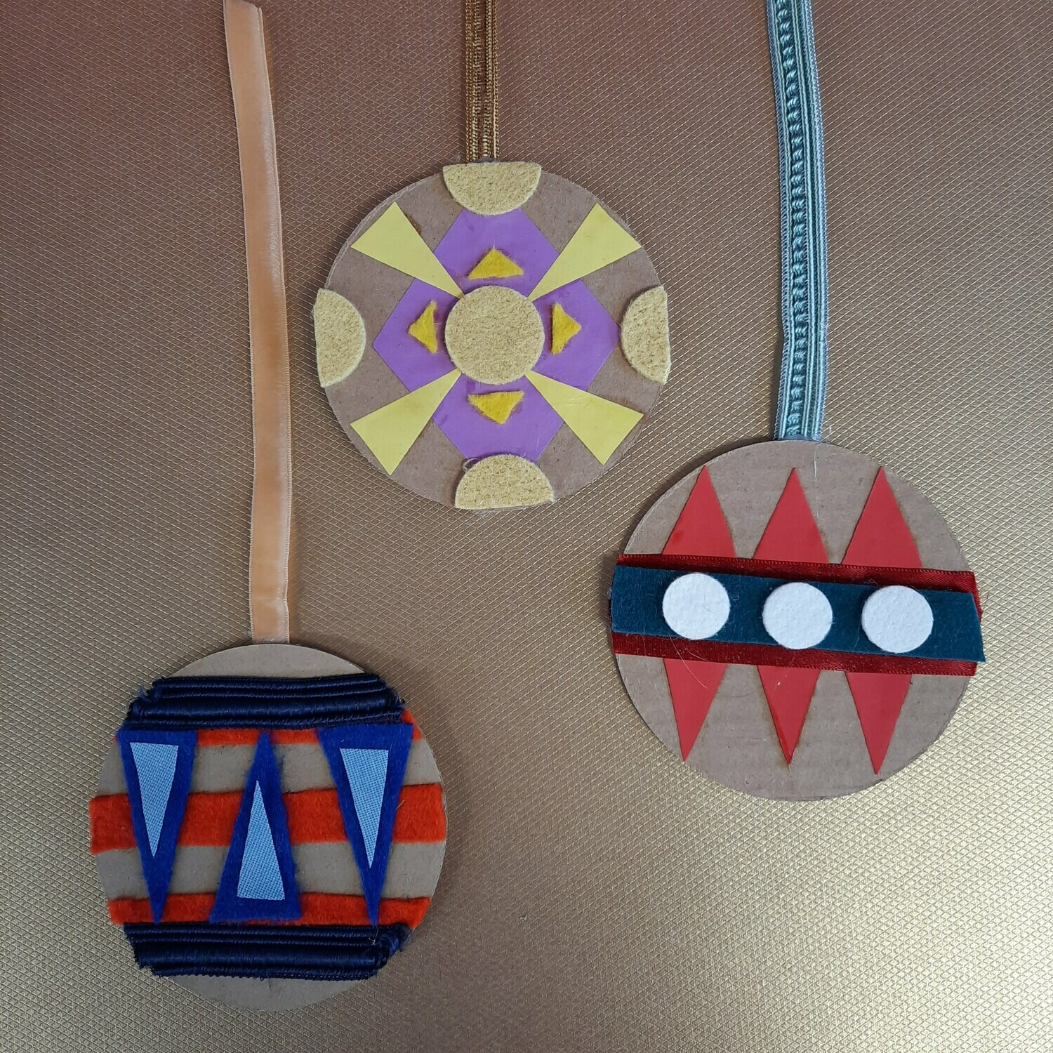Card Baubles Kit