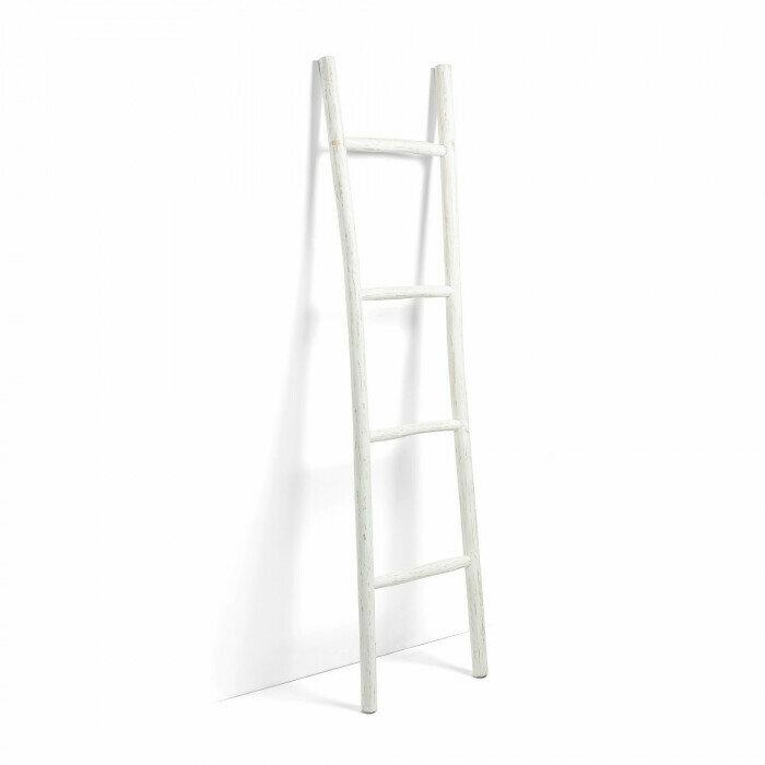 Escalera decorativa Marge blanco