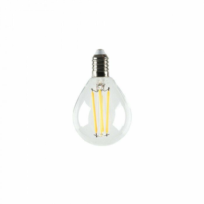 Bombilla filamentos Led Bulb E14 4W
