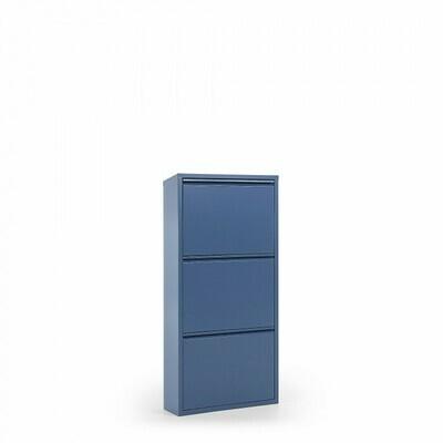 Zapatero Ode 3 puertas azul