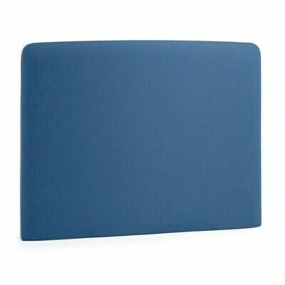 Cabecero Dyla 108 x 76 cm azul oscuro