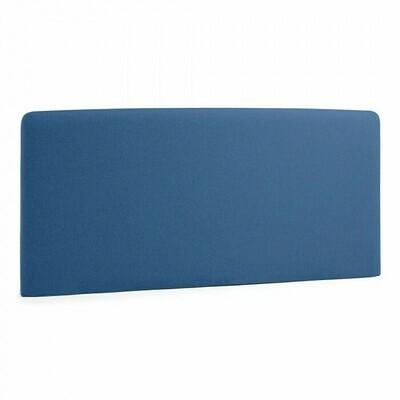 Cabecero Dyla 168 x 76 cm azul oscuro