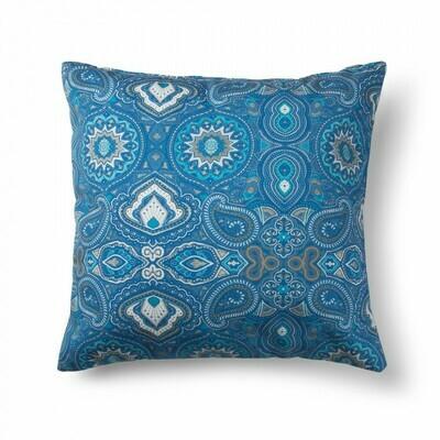 Funda cojín Blu mosaico