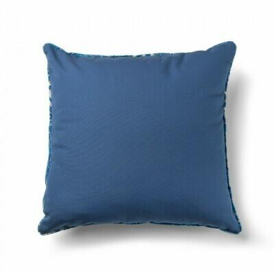 Funda cojín Blu azul