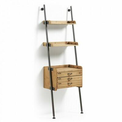 Estantería con cajones Mobela 67 x 200 cm
