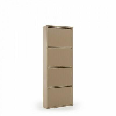 Zapatero Ode 4 puertas beige