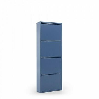 Zapatero Ode 4 puertas azul