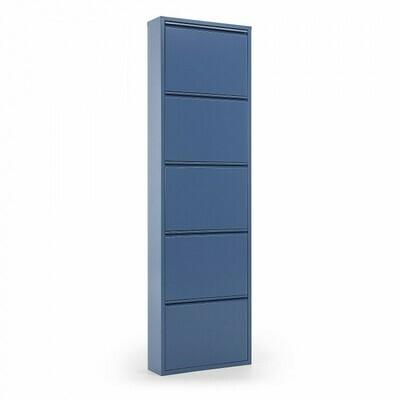 Zapatero Ode 5 puertas azul