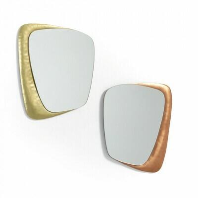 Set Watts de 2 espejos