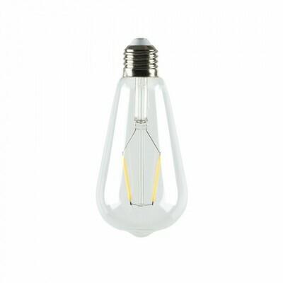 Bombilla Led Bulb tubular E27 4W