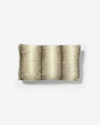 Funda cojín Contemp 30 x 50 cm marrón