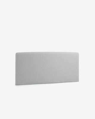 Funda cabecero Dyla 150 cm gris