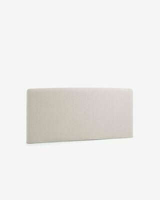 Funda cabecero Dyla 150 cm beige