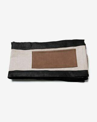 Funda cama Dyla colchón 160 x 190 cm beige