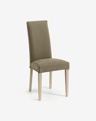 Funda silla Freda marrón