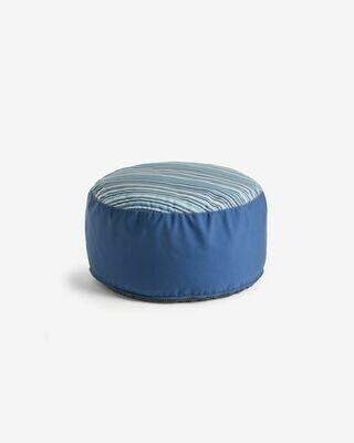 Puf Blu Ø 60 cm