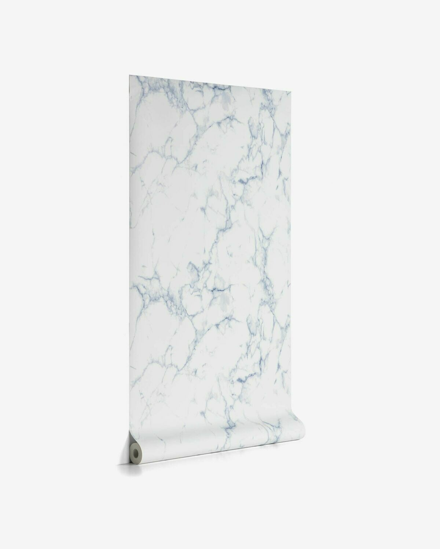 Papel pintado Marbela azul 10 x 0,53 m