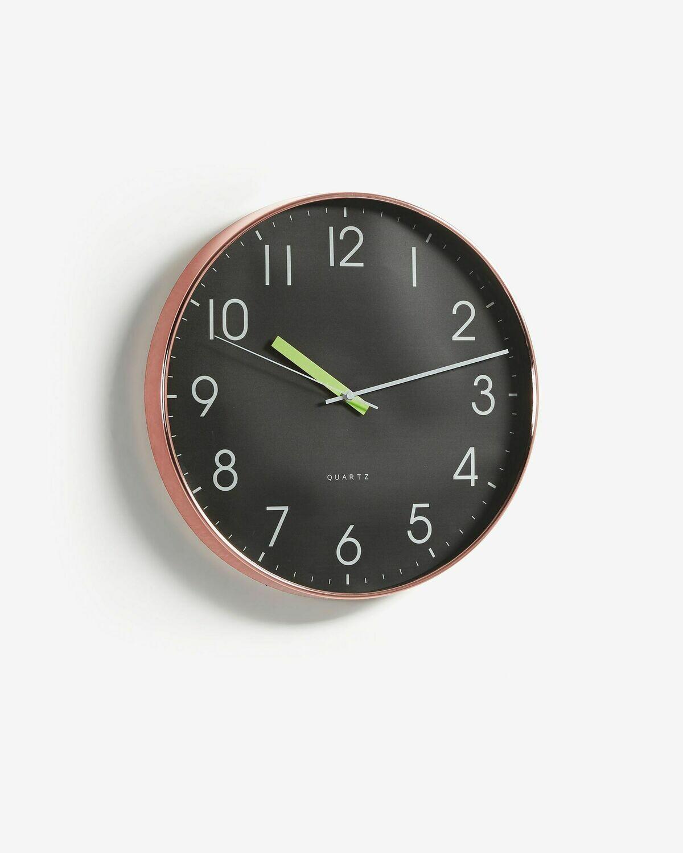 Reloj de pared Saanvi Ø 40 cm