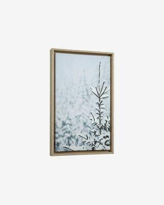 Cuadro Annelise 50 x 30 cm abeto nevado