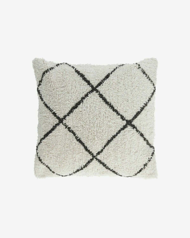 Funda cojín Marivi 100% algodón 45 x 45 cm