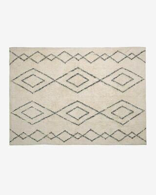 Alfombra Marivi 100% algodón 140 x 200 cm
