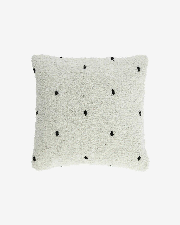 Funda cojín Meri 100% algodón 45 x 45 cm