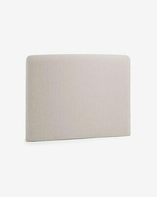 Funda cabecero Dyla beige 108 x 76 cm