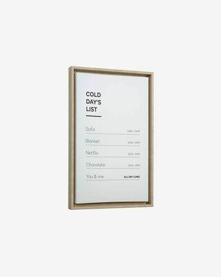 Cuadro Annelise 50 x 30 cm list