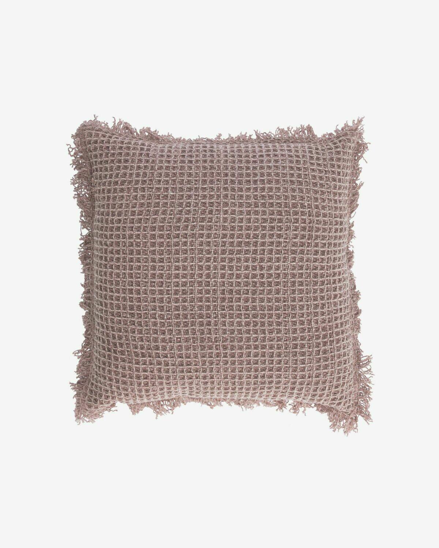 Funda de cojín Shallow 45 x 45 cm rosa