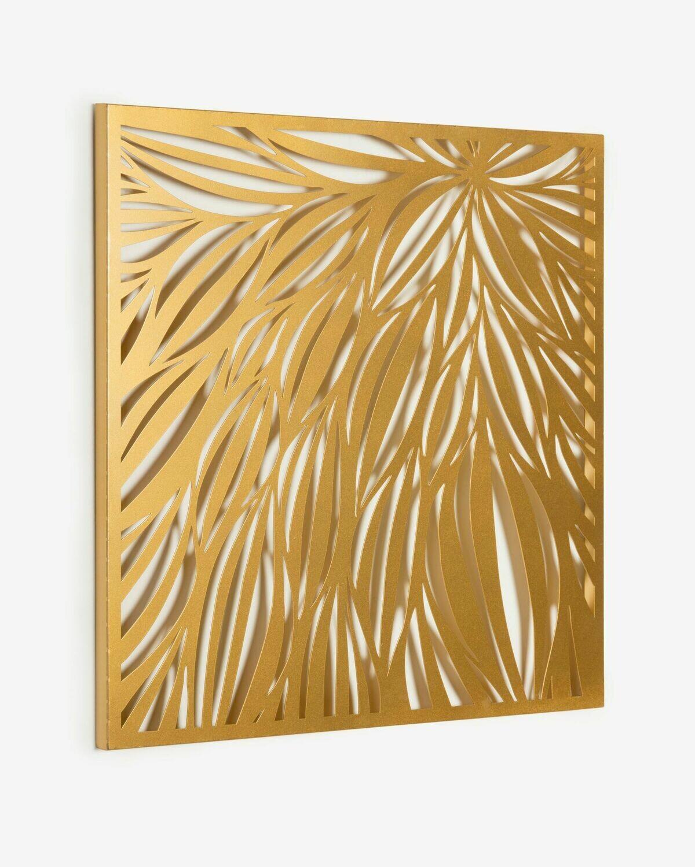 Cuadro metálico Danesa 60 x 60 cm