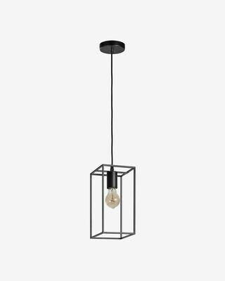 Lámpara de techo Lennox de acero