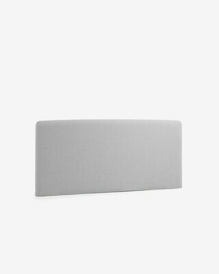 Funda cabecero Dyla gris 168 x 76 cm