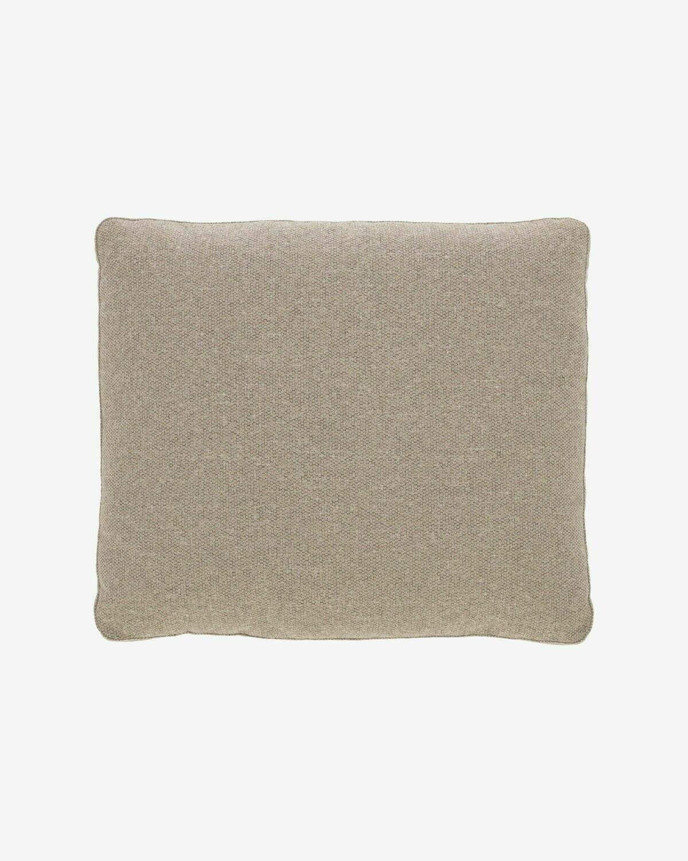 Cojín Blok 60 x 70 cm beige