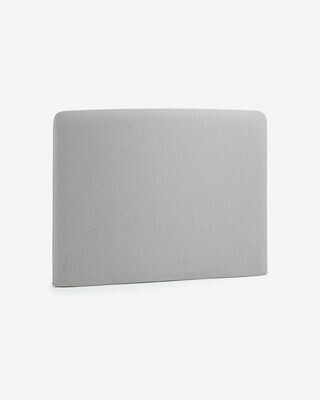 Funda cabecero Dyla gris 108 x 76 cm