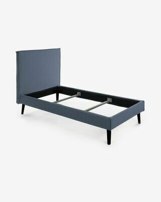 Cama Venla azul 90 x 190 cm