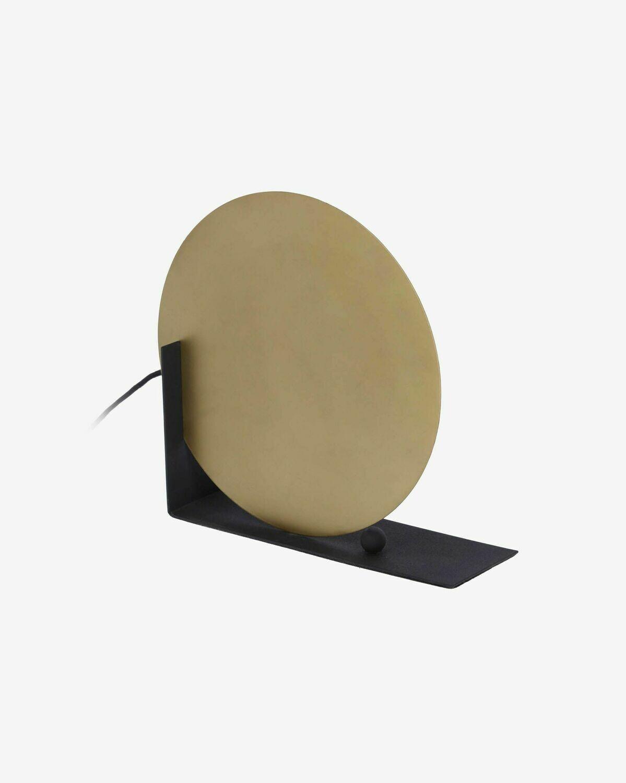 Lámpara de mesa Stahel de metal