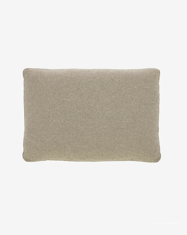 Cojín Blok 40 x 60 cm beige