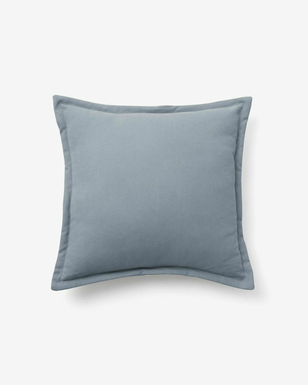 Funda cojín Lisette 45 x 45 cm azul