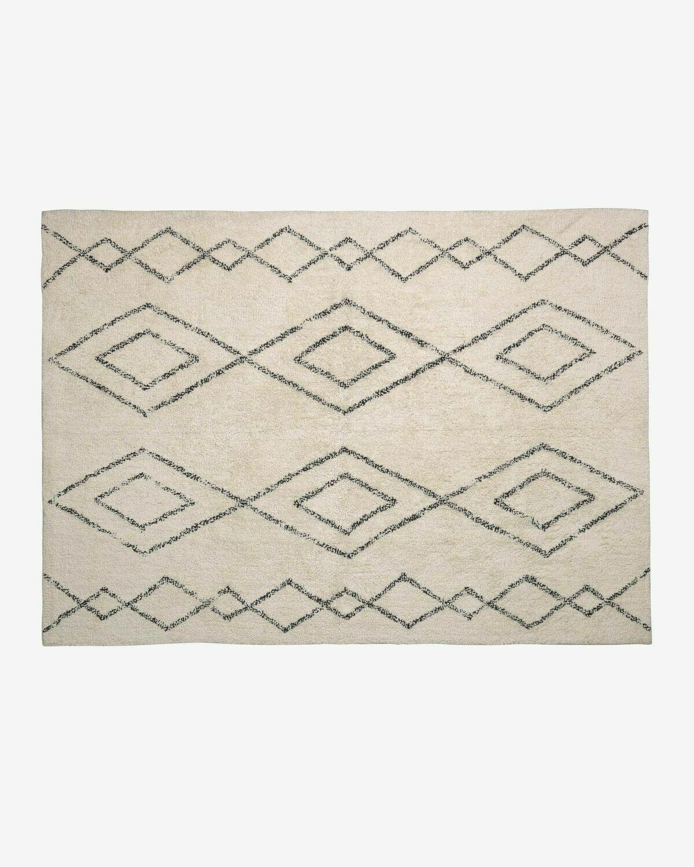 Alfombra Marivi algodón 140 x 200 cm