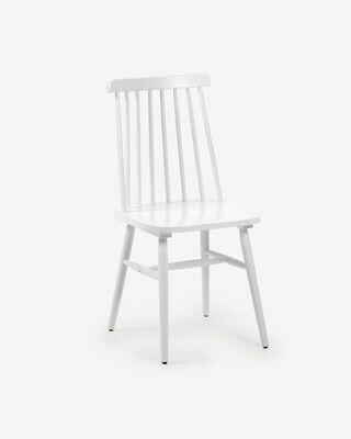 Silla Tressia blanco