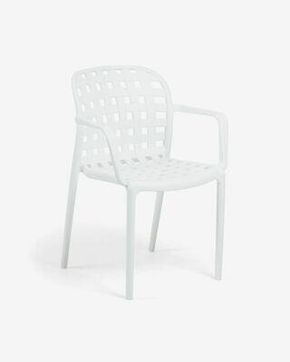 Silla Isa blanco