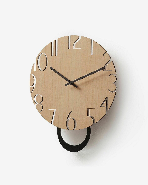 Reloj de pared Peters Ø 30 cm