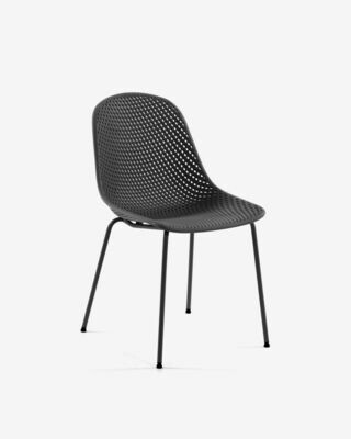 Silla Quinby gris