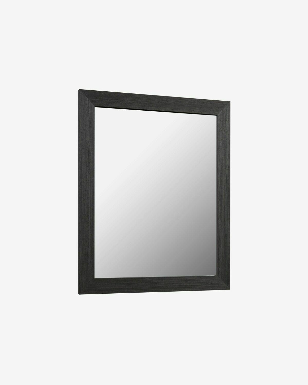 Espejo Wilany 47 x 57,5 cm con acabado oscuro