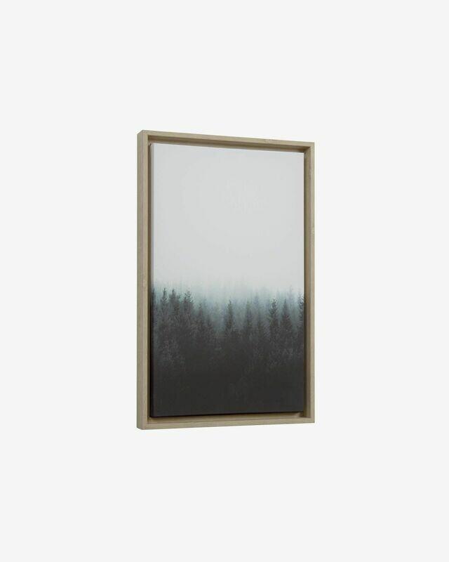 Cuadro Annelise 50 x 30 cm abetos