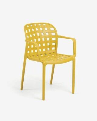 Silla Isa amarillo