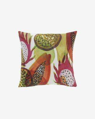 Funda cojín Dikeledi 45 x 45 cm frutas